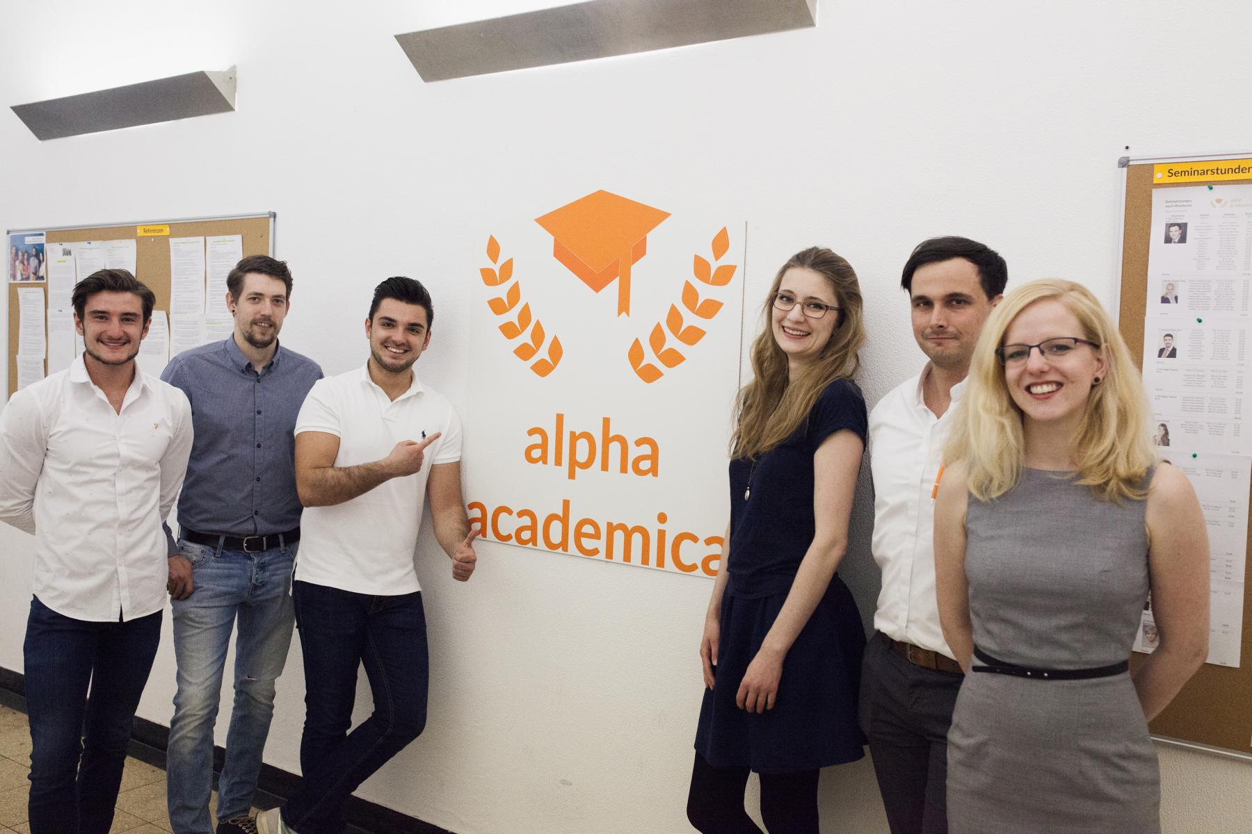 alpha academica